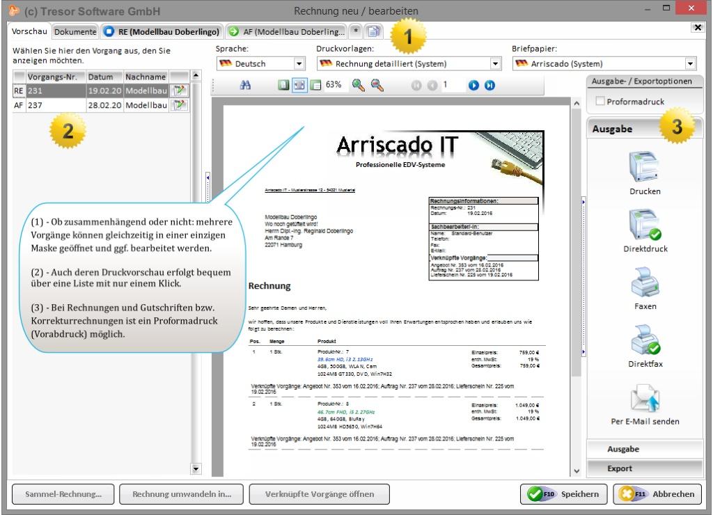 Warenwirtschaft Software Tresor Einfache Warenwirtschaftssoftware